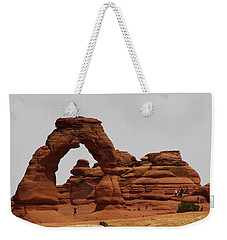 Delicate Arch Bryce Canyon Weekender Tote Bag by Bruce Bley