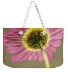 Delicate Daisy Weekender Tote Bag