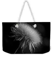 Delicate Weekender Tote Bag by Edgar Laureano