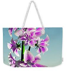 Delicate Flower... Weekender Tote Bag by Tim Fillingim