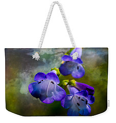 Delicate Garden Beauty Weekender Tote Bag by Mick Anderson