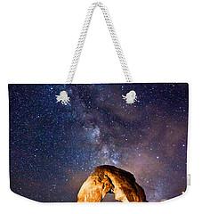 Delicate Light Weekender Tote Bag