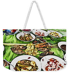 Deliciously Fresh Weekender Tote Bag