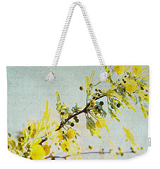 Delight - Square Weekender Tote Bag