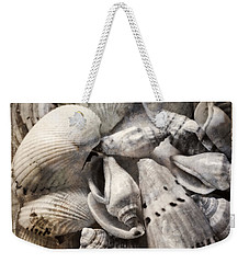 Delivered By The Sea Weekender Tote Bag