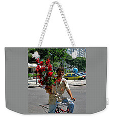 Delivery For You  Weekender Tote Bag