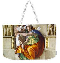 Delphic Sybil Weekender Tote Bag