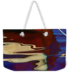 Delphin 2 Weekender Tote Bag by Laura Fasulo