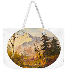 Denali Autumn Weekender Tote Bag
