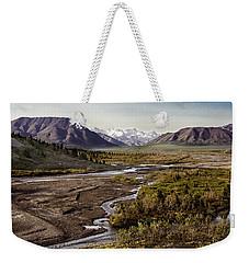 Denali Toklat River Weekender Tote Bag