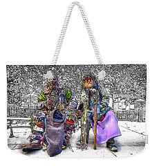 Denizens Weekender Tote Bag by John Haldane