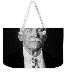 Weekender Tote Bag featuring the painting Denman Waldo Ross (1853-1935) by Granger