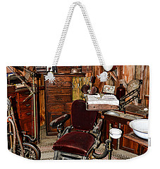 Dentist - The Dentist Chair Weekender Tote Bag