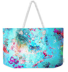 Depths Of Emotion - Abstract Art Weekender Tote Bag by Jaison Cianelli