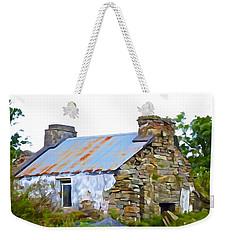 Derelict Weekender Tote Bag by Charlie Brock