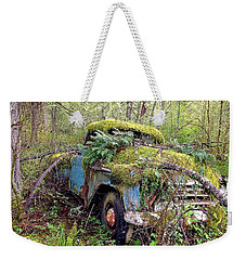 Derelict Weekender Tote Bag by Sean Griffin