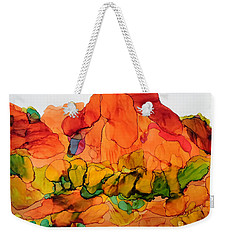Desert Beauty 6 Weekender Tote Bag by Vicki  Housel