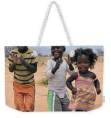 Desert Dance Weekender Tote Bag
