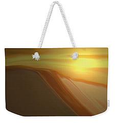Desert Heat 3 Weekender Tote Bag by Jennifer Muller