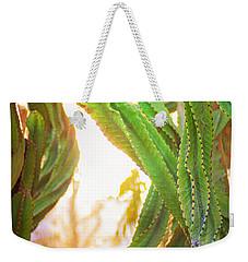 Desert Heat Weekender Tote Bag
