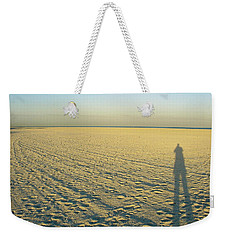 Weekender Tote Bag featuring the photograph Desert Like by David Nicholls