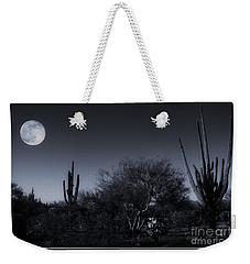 Desert Moon Weekender Tote Bag