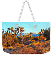 Desert Mountain Weekender Tote Bag