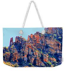 Desert Paint Weekender Tote Bag