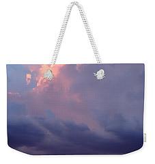 Desert Rainstorm 6 Weekender Tote Bag