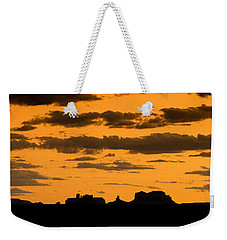Desert Sky Panorama Weekender Tote Bag