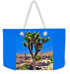 Desert Spring Weekender Tote Bag