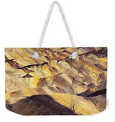 Desert Undulations Weekender Tote Bag by Mike  Dawson