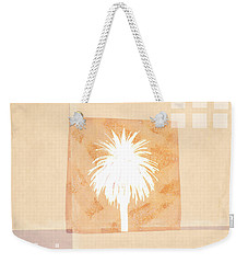 Desert Windows Weekender Tote Bag by Carol Leigh