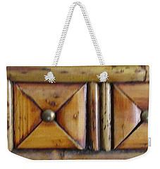 Design Detail A Weekender Tote Bag