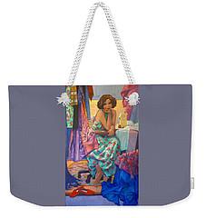 Designer Weekender Tote Bag