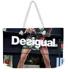 Desigual Storefront Weekender Tote Bag