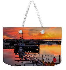 Desired Haven  Weekender Tote Bag