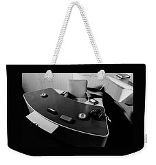 Desk By Industrial Designer Alexander Girard Weekender Tote Bag