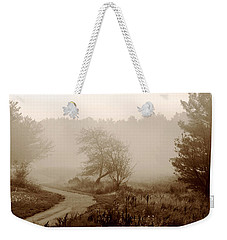 Weekender Tote Bag featuring the photograph Desolation  by Bruce Patrick Smith