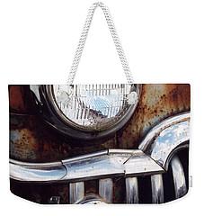 Desoto Headlight Weekender Tote Bag