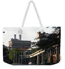 Detroit3 Weekender Tote Bag