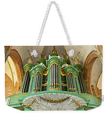Deventer Organ Weekender Tote Bag