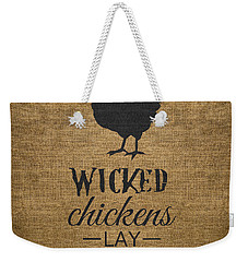 Deviled Eggs Weekender Tote Bag