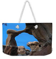 Devil's Garden Metate Arch 004 Weekender Tote Bag