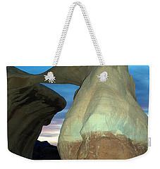 Devil's Garden Metate Arch 008 Weekender Tote Bag