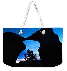 Devil's Garden Metate Arch 011 Weekender Tote Bag