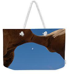 Devil's Garden Metate Arch 014  Weekender Tote Bag