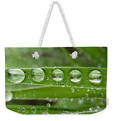 Dew Of Gratitude Weekender Tote Bag