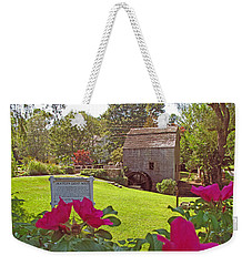 Dexters Grist Mill Two Weekender Tote Bag
