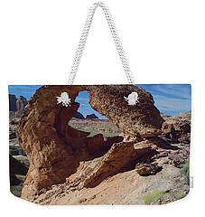 Diagenetic Arch-h Weekender Tote Bag